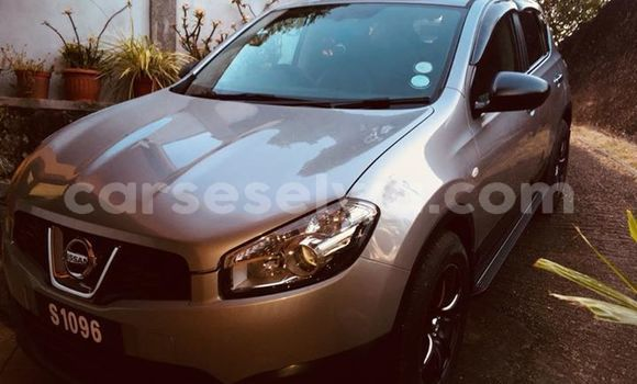 Buy Imported Nissan Qashqai Silver Car in Beau Vallon in North Mahé
