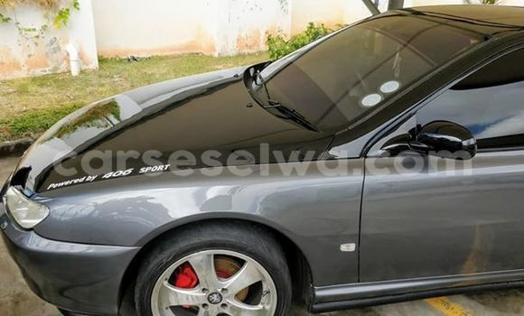 Buy Used Peugeot 406 Black Car in Beau Vallon in North Mahé