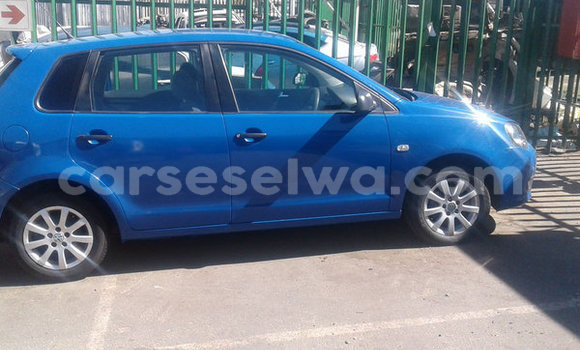 Buy Used Volkswagen Polo Blue Car in Saint Louis in Greater Victoria