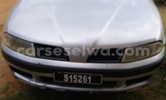 Buy Used Mitsubishi Carisma Silver Car in Beau Vallon in North Mahé