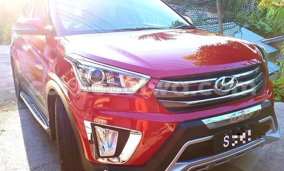 Buy Used Hyundai Creta Red Car in Beau Vallon in North Mahé