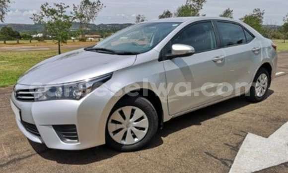 Buy Used Toyota Corolla Silver Car in Anse Boileau in West Mahé