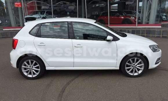 Buy Used Volkswagen Polo GTI White Car in Bel Ombre in West Mahé