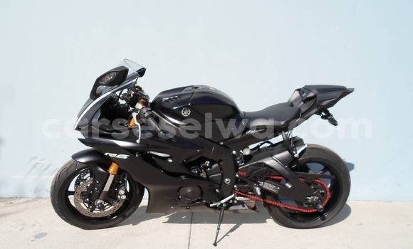 Buy New Yamaha YZF Black Bike in Anse Aux Pins in East Mahé