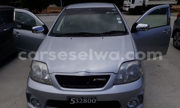 Buy Used Toyota Corolla Silver Car in Beau Vallon in North Mahé