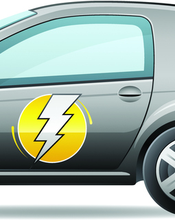 Thumb electric car batteries